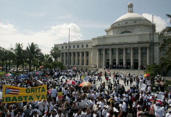 Government Building「Puerto Rico Government Faces Shutdown Unless Lawmakers Approve Saving Plan」:写真・画像(1)[壁紙.com]