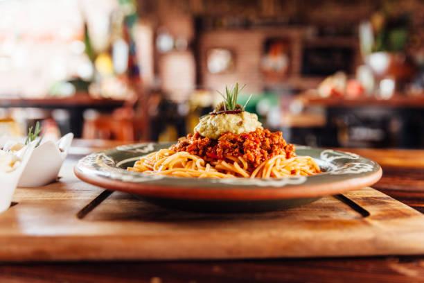 Spaghetti Bolognese:スマホ壁紙(壁紙.com)