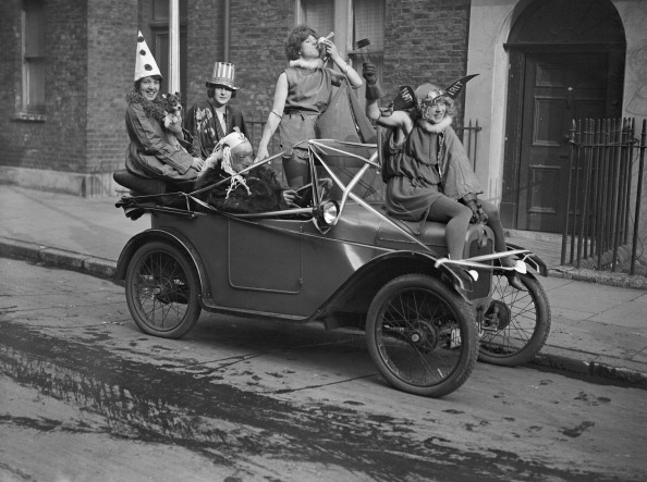 1920-1929「Party In A Car」:写真・画像(14)[壁紙.com]