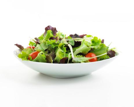 Leaf Vegetable「plate of Salad」:スマホ壁紙(4)