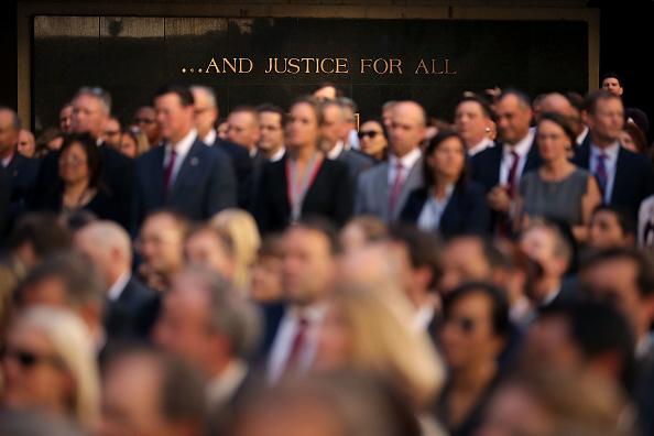 Politics「AG Sessions Delivers Remarks At Installation Of FBI Director Christopher Wray」:写真・画像(1)[壁紙.com]