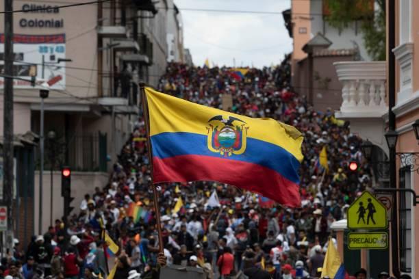 Government Crisis in Ecuador:ニュース(壁紙.com)