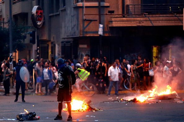 South America「Protests Continue In Chile After Two Months」:写真・画像(18)[壁紙.com]
