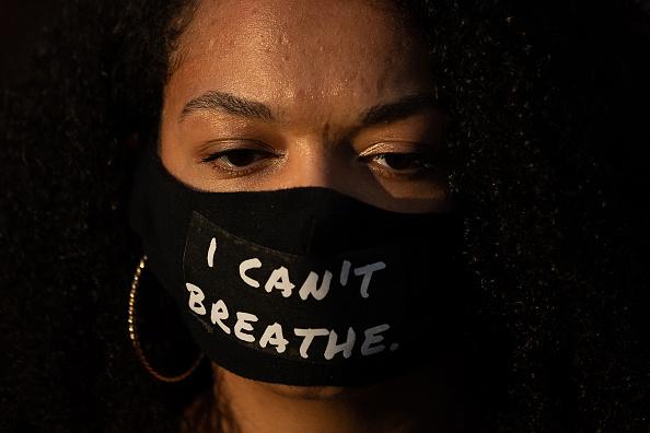 African Ethnicity「Black Lives Matter Movement Inspires Demonstrations In Spain」:写真・画像(13)[壁紙.com]