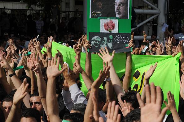 Green Color「Post Election March」:写真・画像(16)[壁紙.com]