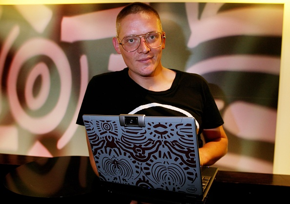 Giles「Giles Deacon For Intel - Launch Party」:写真・画像(5)[壁紙.com]