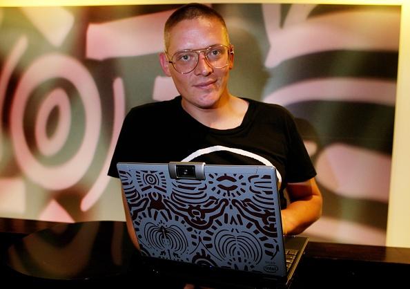 Giles「Giles Deacon For Intel - Launch Party」:写真・画像(18)[壁紙.com]