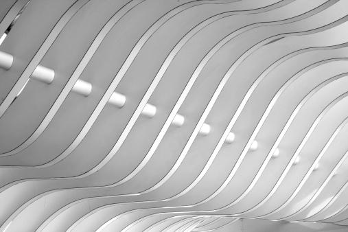 Denmark「Architectural abstract 3 - Interior of a modern building」:スマホ壁紙(14)