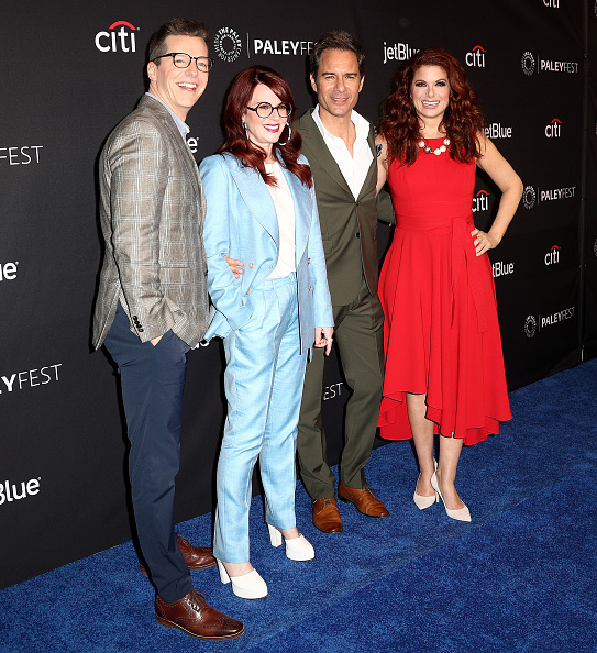"""Paley Center for Media「The Paley Center For Media's 35th Annual PaleyFest Los Angeles - """"Will & Grace"""" - Arrivals」:写真・画像(16)[壁紙.com]"""