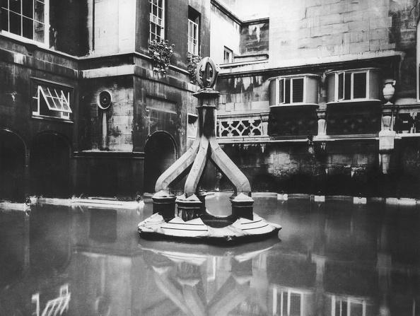 Roman Bath「The King's Bath」:写真・画像(19)[壁紙.com]