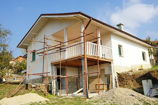 Home Addition「Old house restoration in a village」:スマホ壁紙(5)