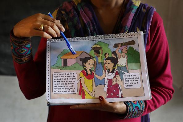 Paula Bronstein「Raising Her Voice: India」:写真・画像(5)[壁紙.com]