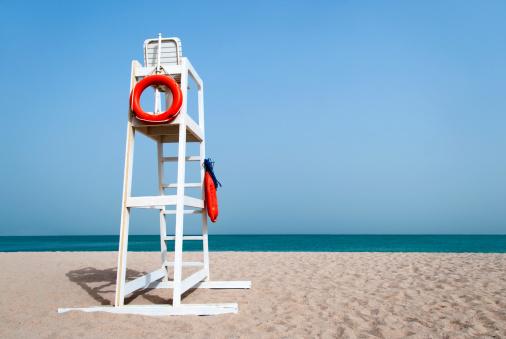 Emergency Services Occupation「Lifeguard Chair」:スマホ壁紙(13)