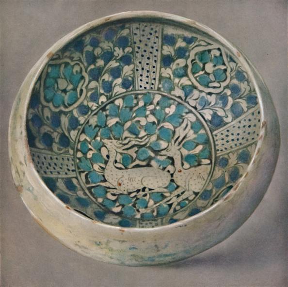 Ceramics「Sultanabad Bowl 13Th Or 14Th Century」:写真・画像(11)[壁紙.com]