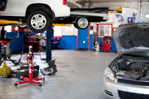 Picking Up「Auto Repair Shop」:スマホ壁紙(9)