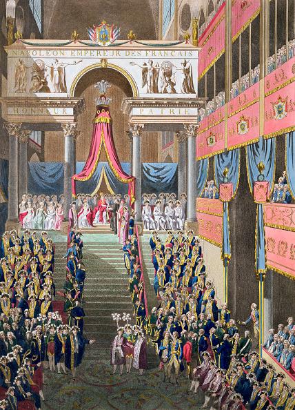 Spirituality「Sacred Festival And Coronation Of Their Imperial Majesties' Paris 1804 (1806)」:写真・画像(14)[壁紙.com]