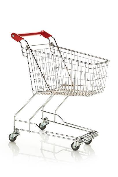 Empty Shopping Cart:スマホ壁紙(壁紙.com)