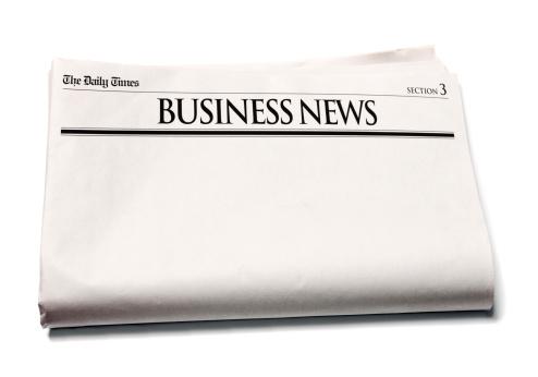 Single Word「Business news」:スマホ壁紙(5)