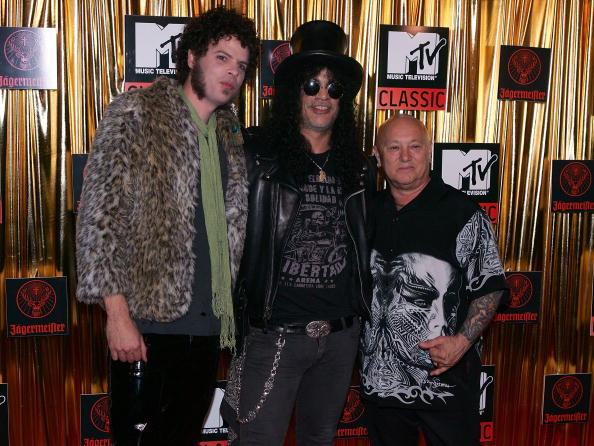 Scott Barbour「MTV Classic: The Launch - Arrivals」:写真・画像(13)[壁紙.com]