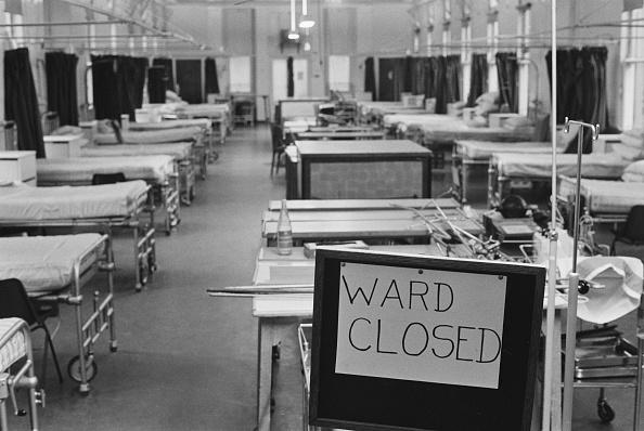 Blank「Ward Closed」:写真・画像(0)[壁紙.com]