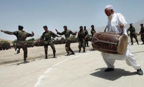 Clear Sky「Afghan National Army Graduation Ceremony In Kabul」:写真・画像(15)[壁紙.com]