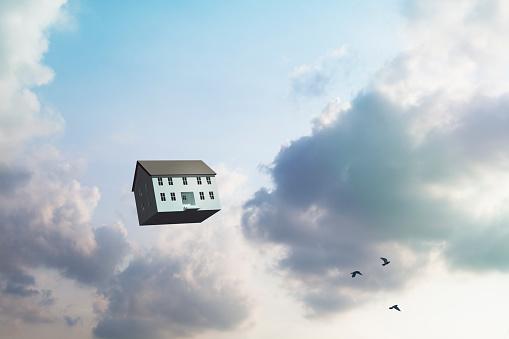 Nostalgia「Moving (Home in the sky)」:スマホ壁紙(9)