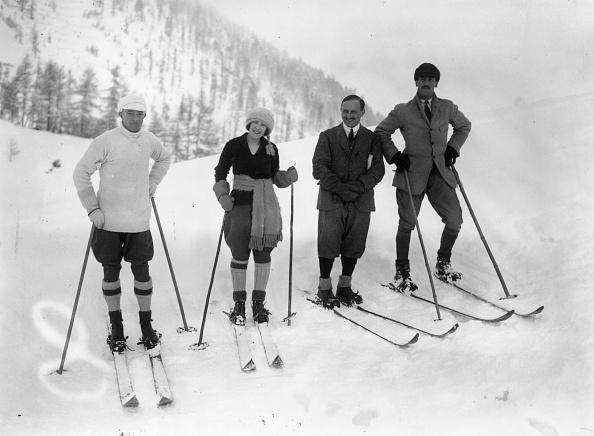 Archival「Skiing At St Moritz」:写真・画像(9)[壁紙.com]