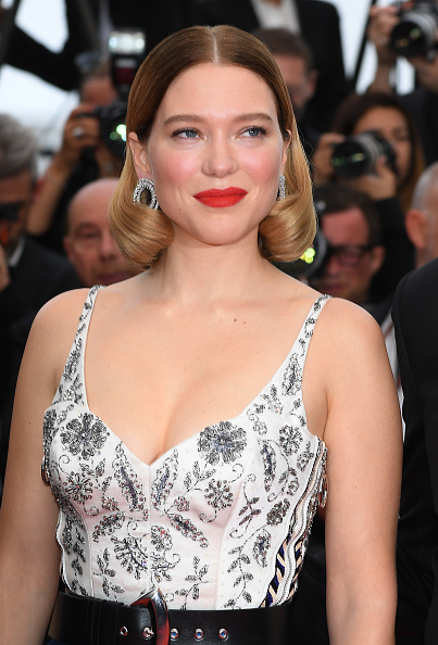 """Jewelry「""""Oh Mercy! (Roubaix, Une Lumiere)""""Red Carpet - The 72nd Annual Cannes Film Festival」:写真・画像(14)[壁紙.com]"""