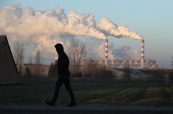 Air Pollution「Poland, Dependent On Coal, Hosts UN Climate Conference」:写真・画像(11)[壁紙.com]