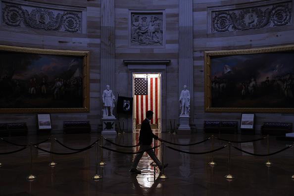 Blank「Congress Works Toward Finalizing Coronavirus Stimulus Bill」:写真・画像(14)[壁紙.com]