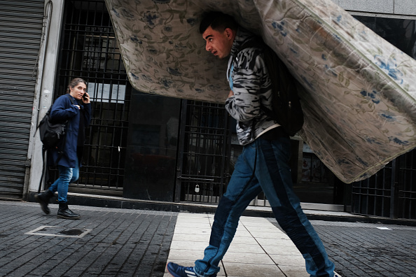 Buenos Aires「As Elections Near, Argentina Struggles With Inflation, Poverty And A Falling Peso」:写真・画像(19)[壁紙.com]