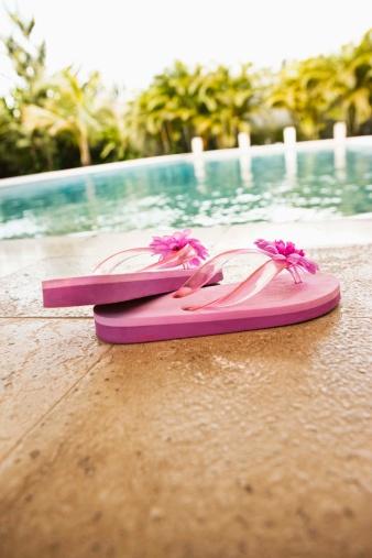 Flip-Flop「Poolside flip-flops」:スマホ壁紙(9)
