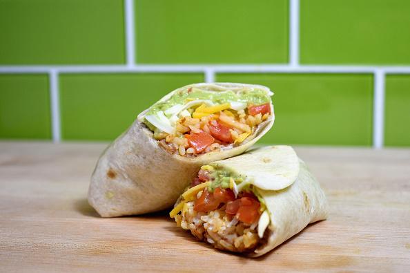 Tortilla Dish「Taco Bell Menu Items, Headquarters And Restaurant Shoot」:写真・画像(3)[壁紙.com]