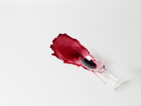 Spilling「Spilled wine」:スマホ壁紙(12)