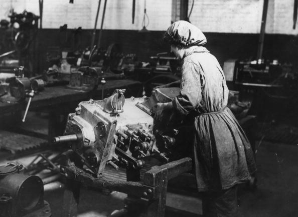 Working「Women War Workers」:写真・画像(6)[壁紙.com]
