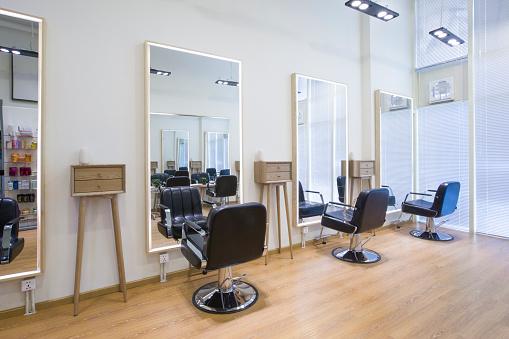 New Business「Barber shop」:スマホ壁紙(2)