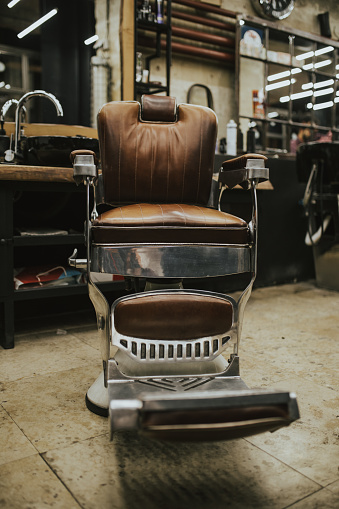 Beard「Barber shop」:スマホ壁紙(2)