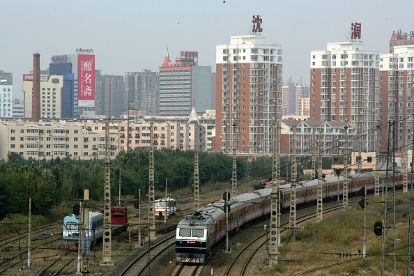 East Asia「Lao Dao Kou bridge Shengyang. September 2005.」:写真・画像(8)[壁紙.com]