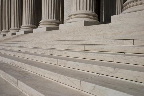Supreme Court「Steps of US Supreme Court」:スマホ壁紙(13)