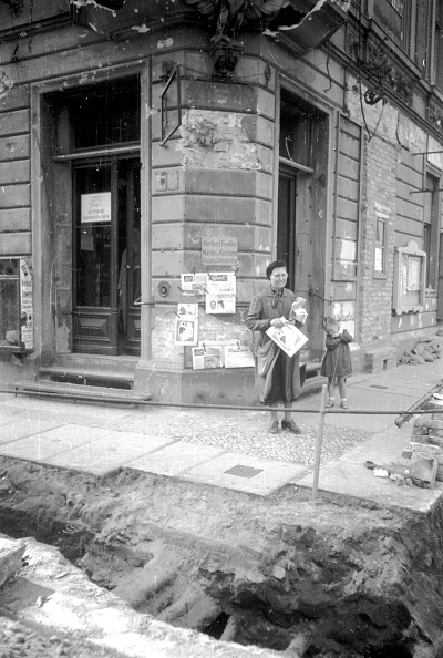 Zero「Berlin - Post-War Germany」:写真・画像(8)[壁紙.com]