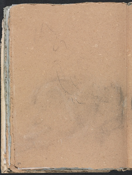 Chalk - Art Equipment「Verona Sketchbook: Indecipherable Form (Page 34)」:写真・画像(4)[壁紙.com]