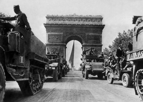 Paris - France「Triomphe Celebration」:写真・画像(5)[壁紙.com]