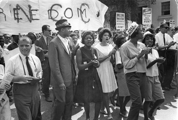 1960-1969「Race Protests」:写真・画像(19)[壁紙.com]