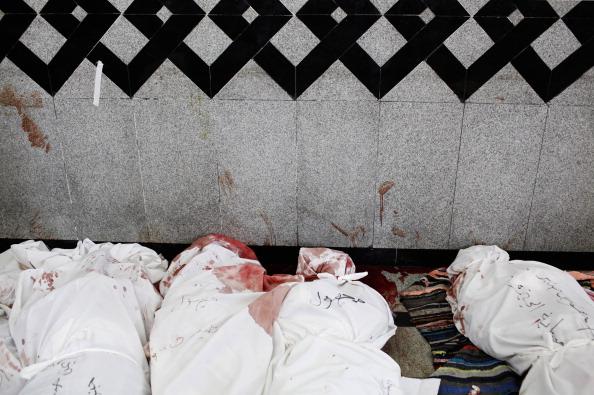 Giles「Scores Reported Killed At Pro-Morsi Protest」:写真・画像(11)[壁紙.com]