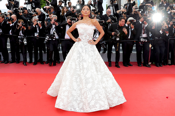 "A-Line「""BlacKkKlansman"" Red Carpet Arrivals - The 71st Annual Cannes Film Festival」:写真・画像(7)[壁紙.com]"