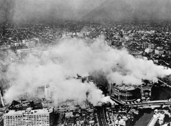 Tokyo - Japan「Tokyo Bombing」:写真・画像(8)[壁紙.com]