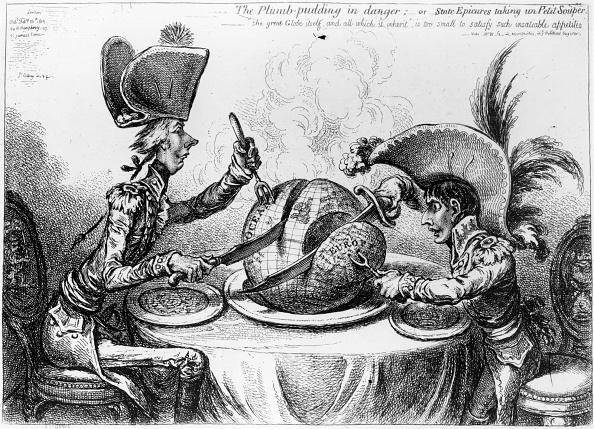 Politics「Plum Pudding Cartoon」:写真・画像(6)[壁紙.com]