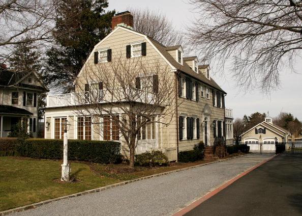 Horror「Amityville Horror House」:写真・画像(2)[壁紙.com]