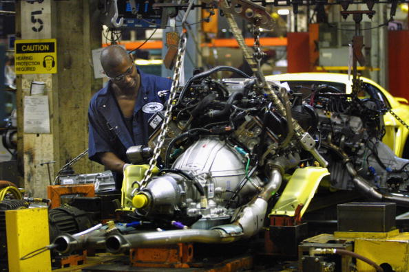 Engine「Work Continues At Ford's Deardorn Assembly Plant During Centennial Celebrations」:写真・画像(13)[壁紙.com]