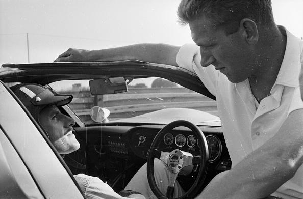 フォード・GT「Graham Hill」:写真・画像(2)[壁紙.com]